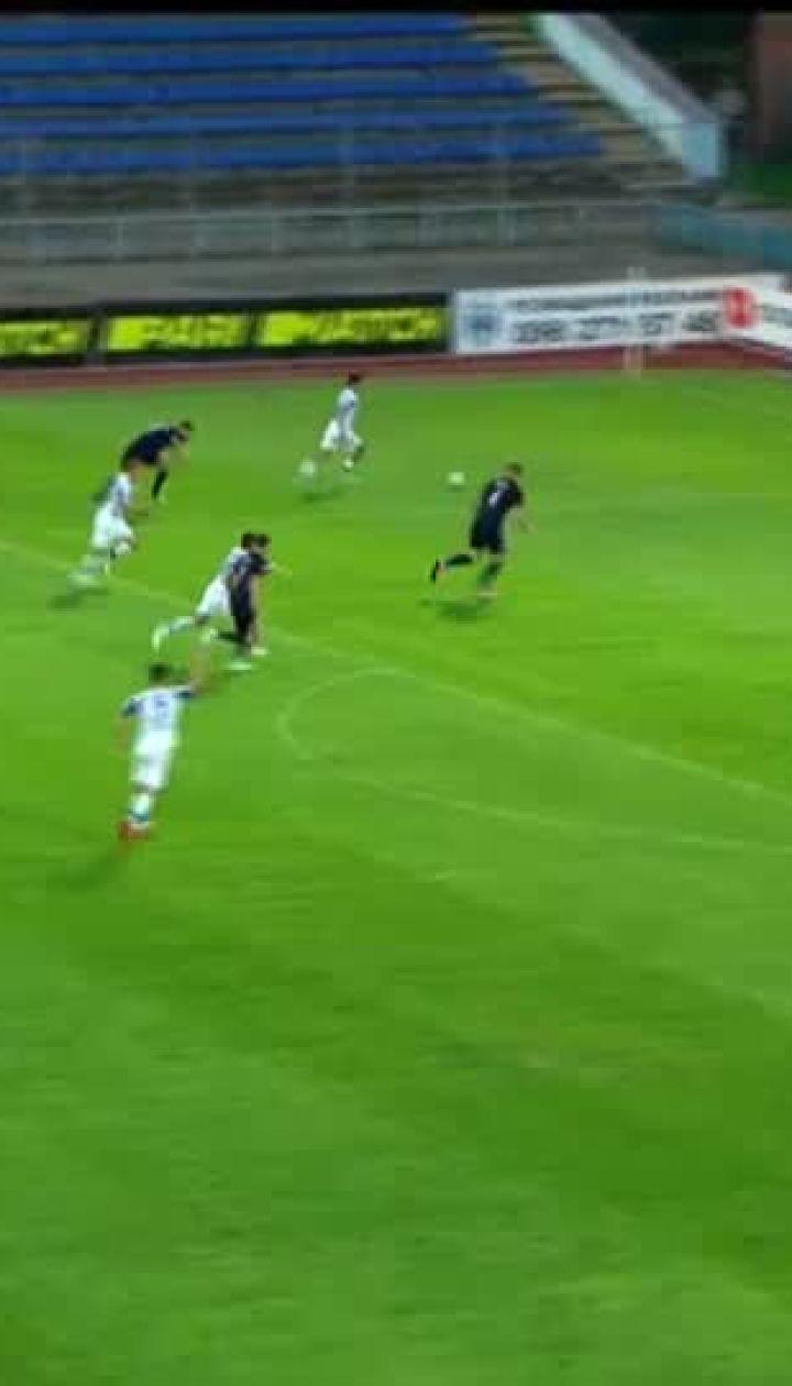 Десна - Динамо - 2:2. Видео гола Цыганкова
