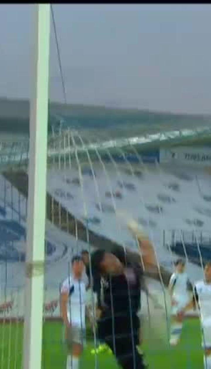 Десна - Динамо - 3:2. Видео гола Гитченка