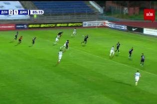 Десна – Динамо - 2:2. Відео голу Циганкова
