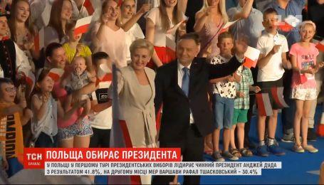 Как прошел первый тур президентских выборов в Польше: репортаж с участков