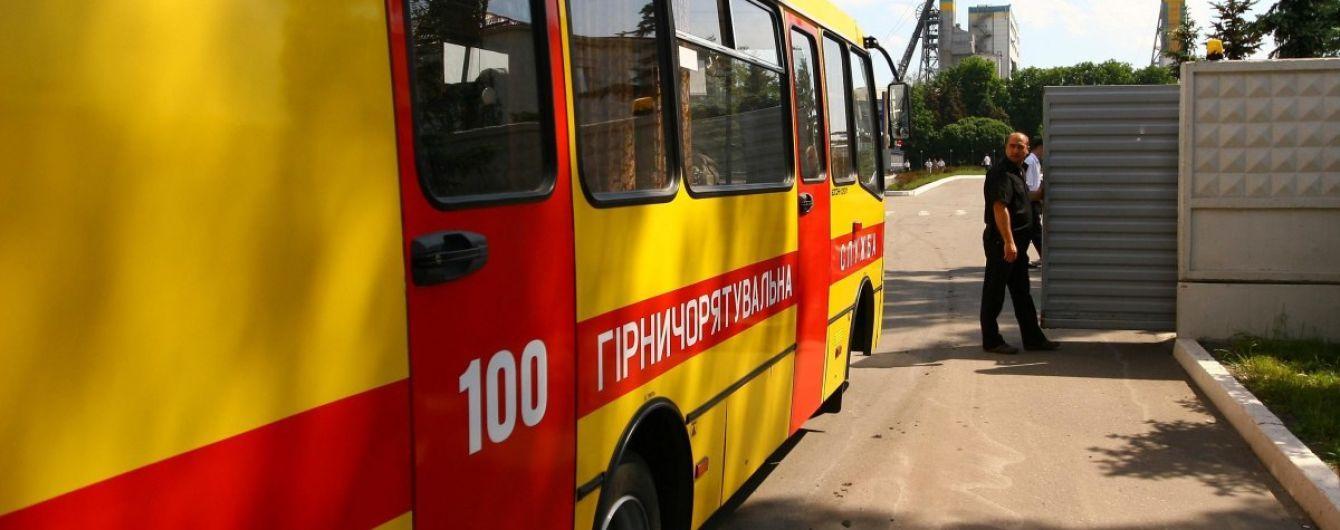 У Луганській області обвалилася шахта: один шахтар загинув, один у лікарні
