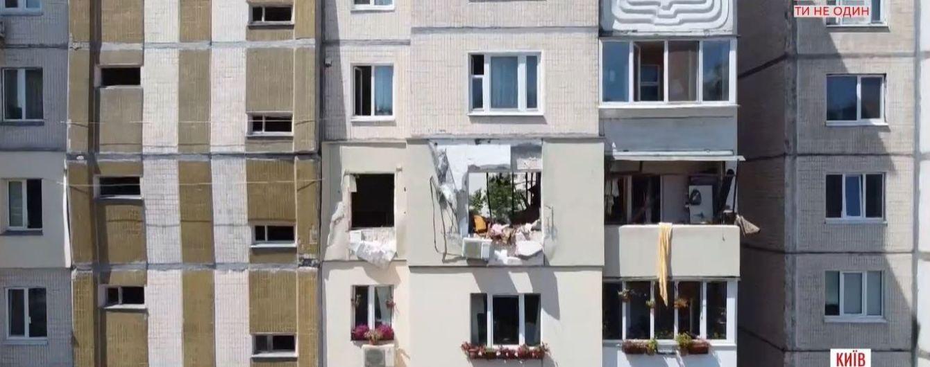 Дев'ять днів від вибуху на Позняках: мешканці орендованих квартир залишились без речей і житла