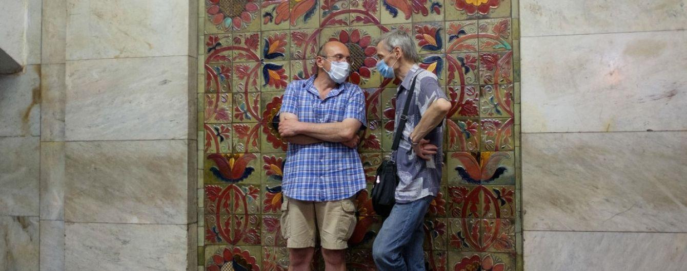 У Києві новий коронавірусний антирекорд – 101 випадок за добу