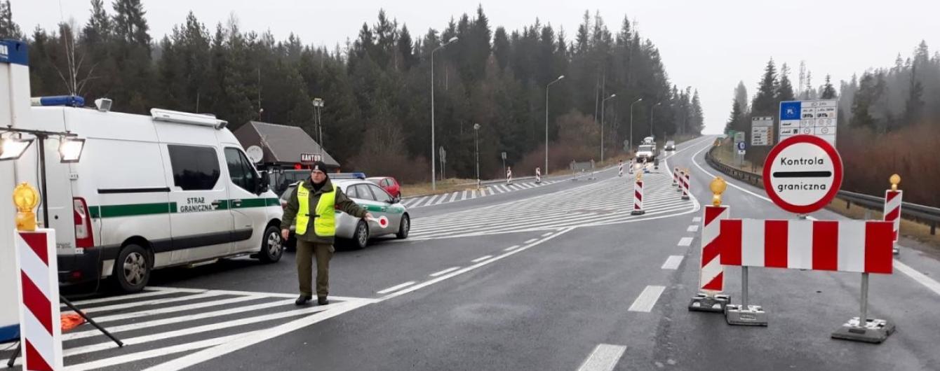 Польские пограничники задержали украинца, разыскиваемого Интерполом в 190 странах за убийства