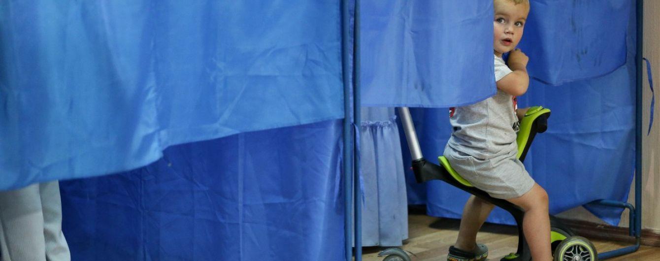 У украинцев есть последний день, чтобы изменить место голосования на местных выборах