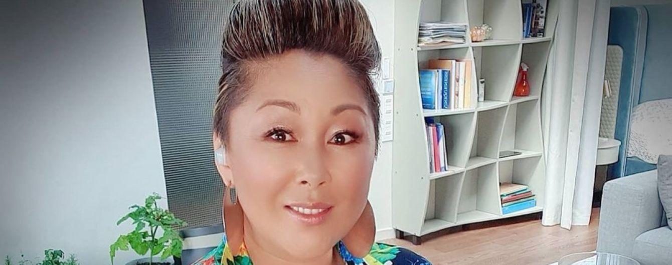 Співачка Аніта Цой госпіталізована з коронавірусом