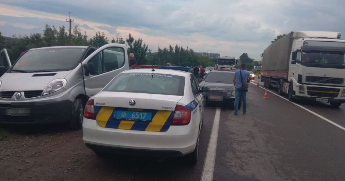 @ facebook.com/Патрульная полиция Львова