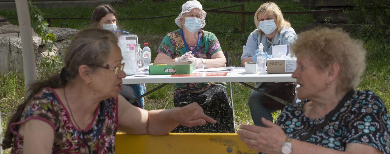 У Росії кілька днів поспіль зменшується захворюваність на коронавірус