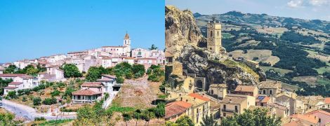 Итальянская деревня предлагает туристам бесплатное жилье для отпуска