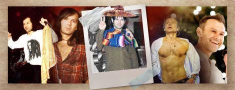 Святослав Вакарчук тогда и сейчас: как изменился образ рок-звезды за 25 лет