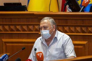 В Кривом Роге во время сессии горсовета внезапно умер депутат