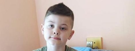 7-річному Дмитрику потрібна негайна допомога