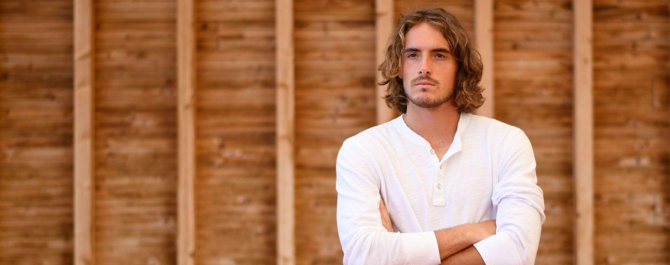 Греческий теннисист замечтался о Евровидении и спел в перерыве матча хит One Republic