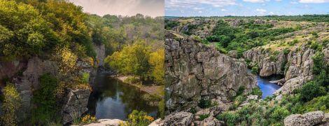 Пікнік на гранітних скелях: яскраві вихідні на Буцькому, Тясминському і Актовському каньйонах