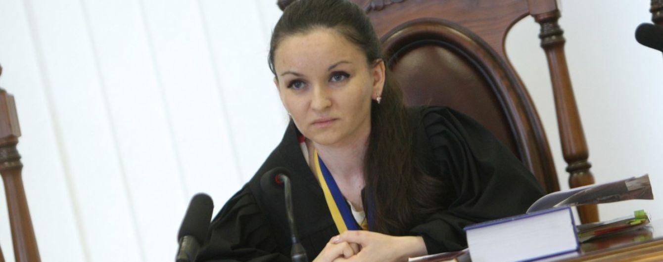 """Одиозную экс-судью Царевич оправдали в деле """"автомайдановцев"""""""