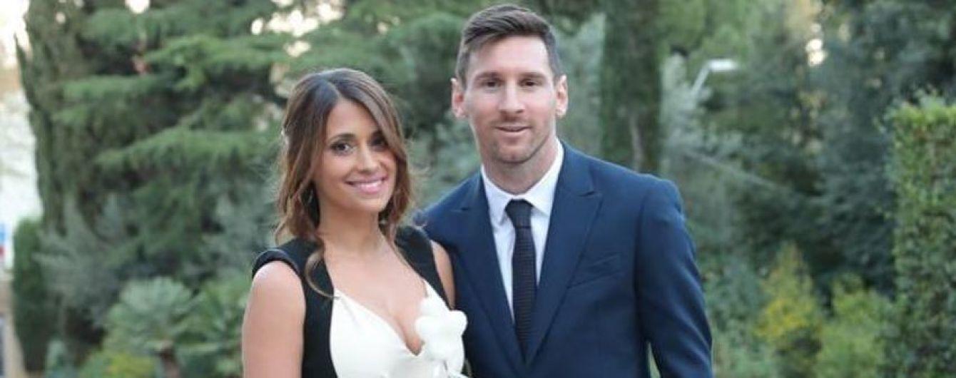 """Дружина Мессі пригадала розкішне весілля з футболістом: """"Це наша велика любов, що ніколи не помре"""""""