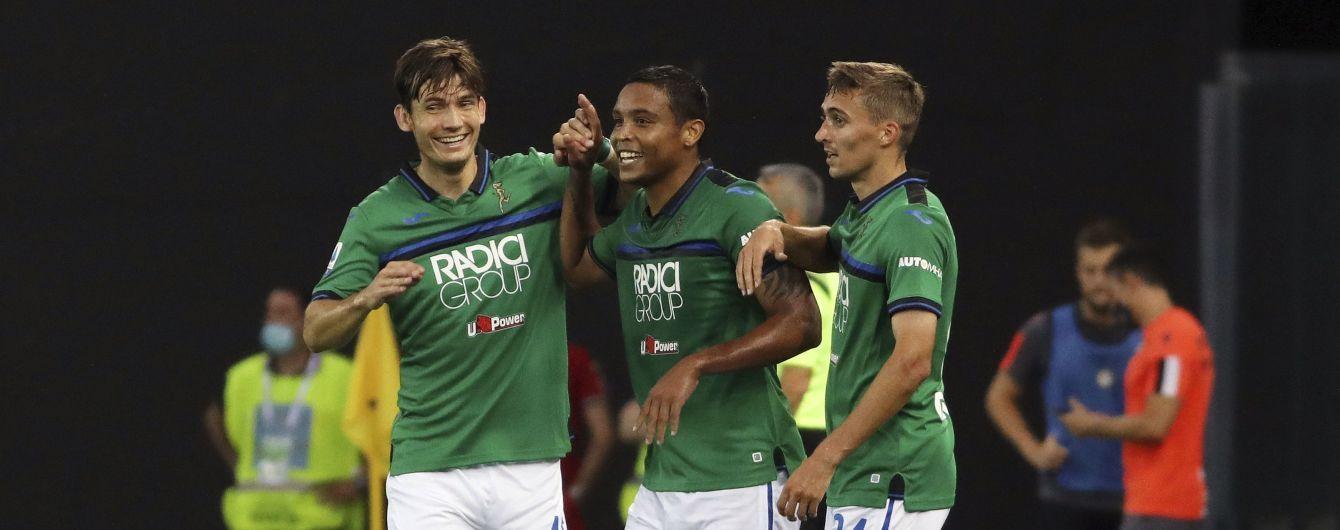 Серия А: результаты матчей 29 тура Чемпионата Италии по футболу