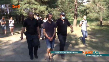 Пікнік неподалік Харкова закінчився смертю відпочивальника від пострілу