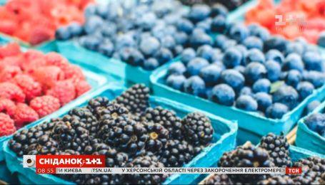 Какими овощами, фруктами и ягодами надо лакомиться в июле