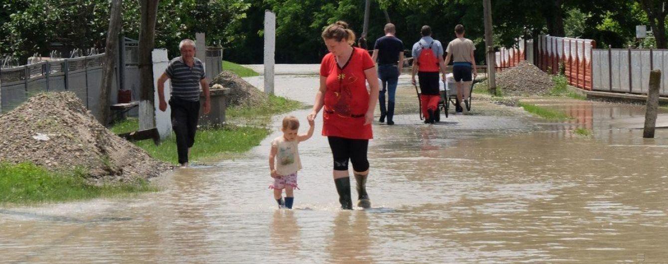 Украина страдает от паводков: можно ли предотвратить подтопления и как предотвратить беду