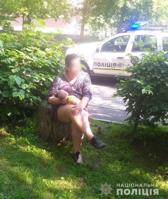 У Вінниці знайшли зниклу жінку з немовлям: що відомо