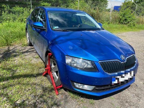 На кордоні в Закарпатті затримали українця на авто, яке розшукує Інтерпол