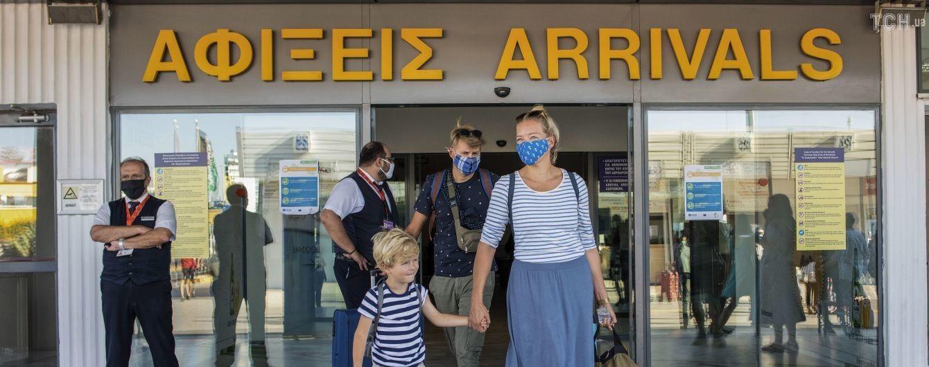 В Греции зафиксировали самый высокий суточный прирост заражений коронавирусом с начала пандемии