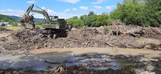 Паводок на Волині: у п'яти районах затопило сільськогосподарські угіддя