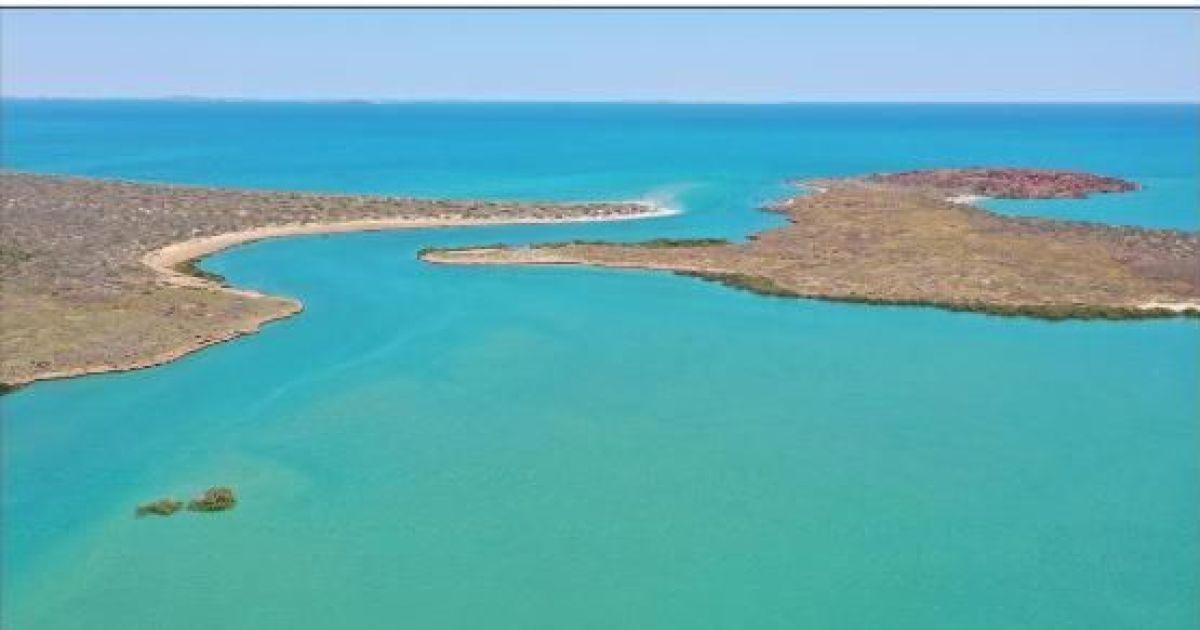 Археологи знайшли давні місця аборигенів під водою біля узбережжя Австралії