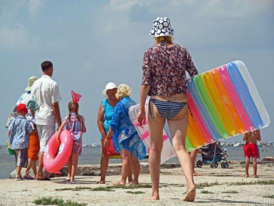 На всіх пляжах Одеси місцева влада не рекомендує купатися