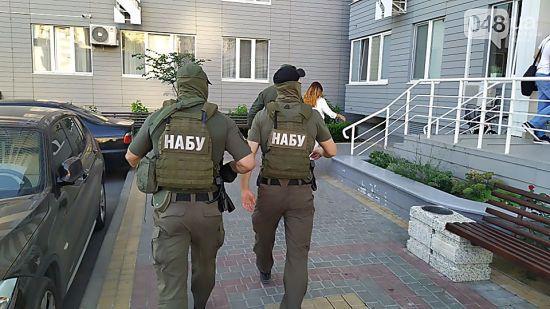 НАБУ проводить масштабні обшуки в Одесі
