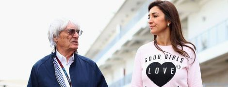 89-летний экс-бос Формулы-1 в четвертый раз стал отцом