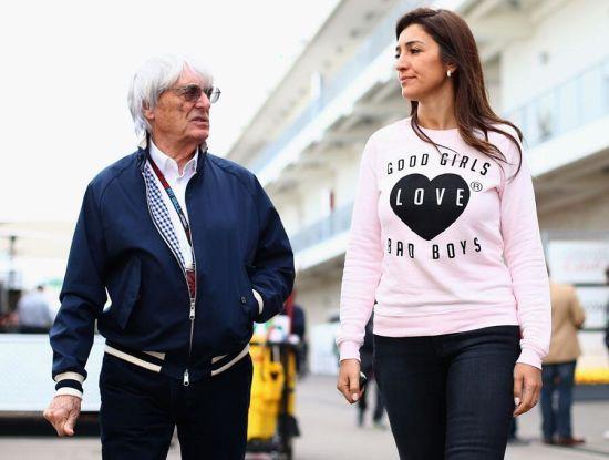89-річний ексбос Формули-1 вчетверте став батьком