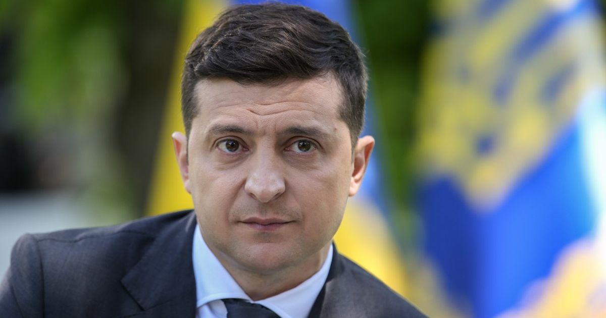 Зеленський записав відеозвернення, яке від нього вимагав терорист з Луцька