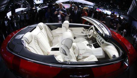 Кабриолеты являются более безопасными, чем автомобили с крышей - исследование