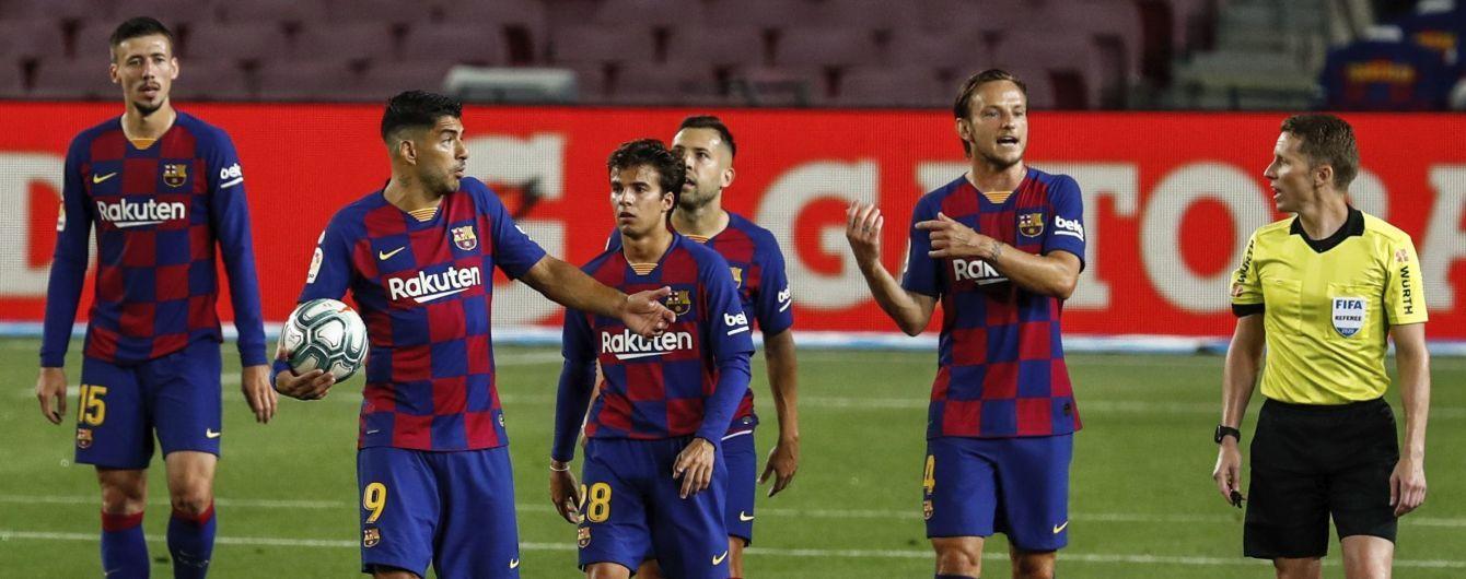 Чемпионат испании по футболу сыгранные матчи сегодня