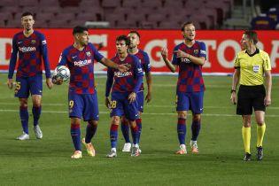 Ла Ліга онлайн: розклад і результати матчів 34 туру Чемпіонату Іспанії з футболу