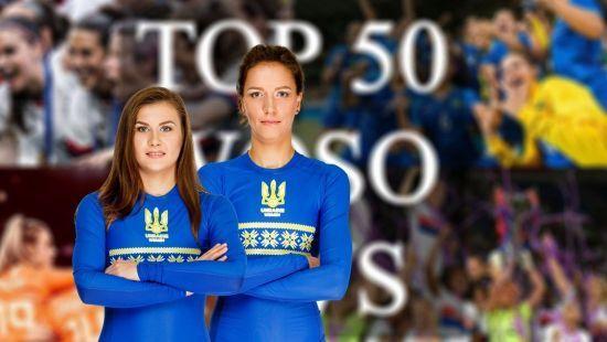 Двоє українок увійшли до топ-10 футболісток світу