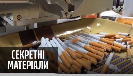 Табачный монополист – Секретные материалы
