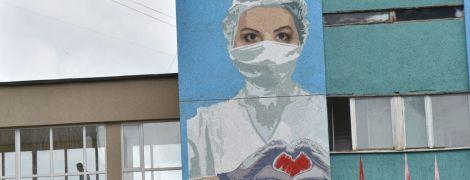 Коронавирус в Украине: за сутки заразились более полтысячи человек