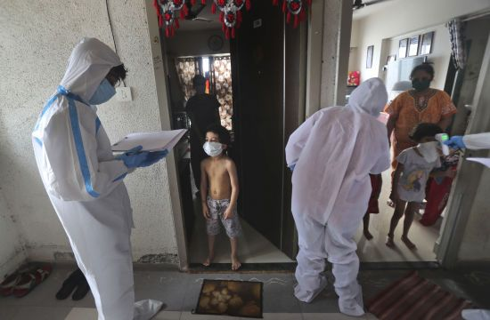 В Індії наречений заразив всіх гостей весілля коронавірусом і помер