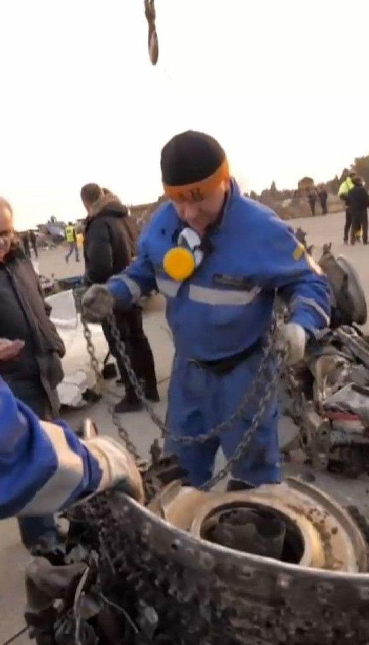 Сбитый под Тегераном самолет: Украина договорились с другими странами вместе требовать компенсаций от Ирана