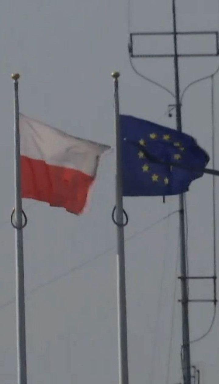 Польша вновь ввела карантин для украинцев