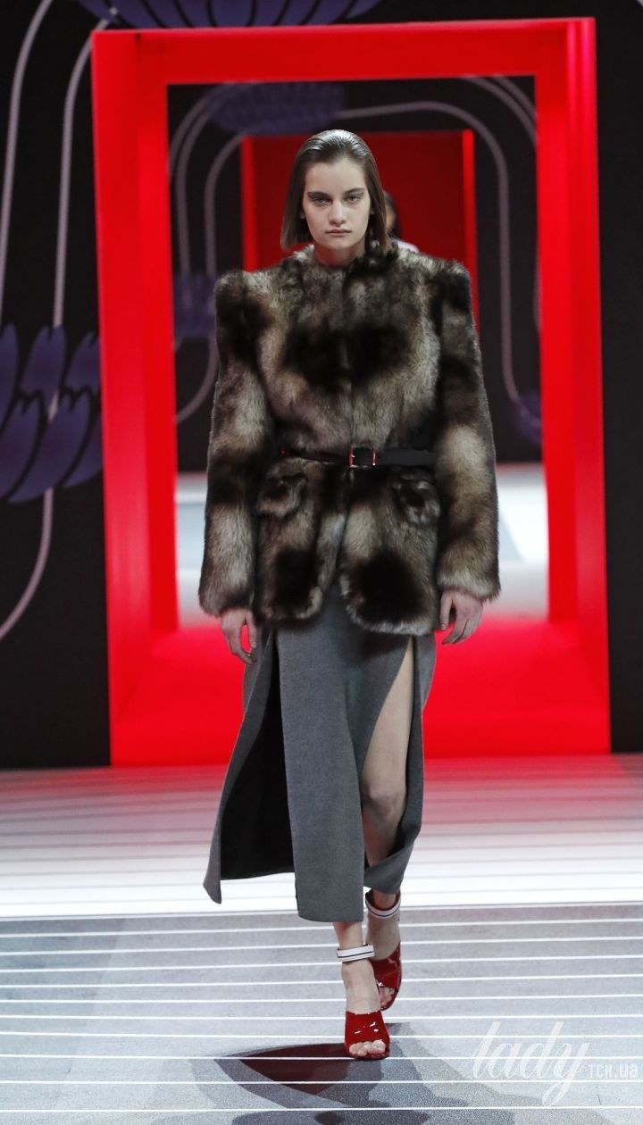 Колекція Prada прет-а-порте сезону осінь-зима 2020-2021