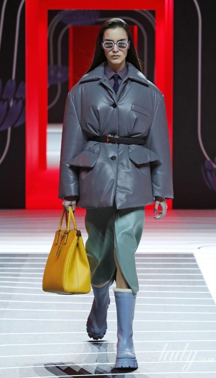 Коллекция Prada прет-а-порте сезона осень-зима 2020-2021 @ East News