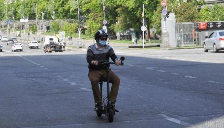 Персональний легкий електротранспорт може стати повноправним учасником дорожнього руху