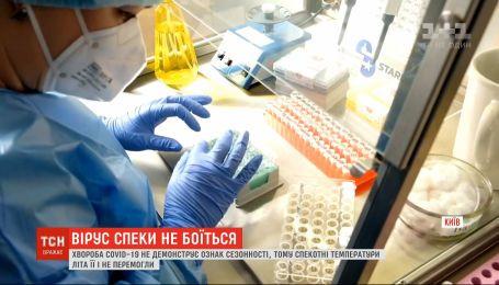Спека як ліки: чи боїться коронавірус палючого сонця