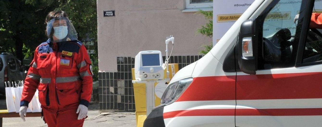 Чехія надала Україні 5,5 млн на поліпшення медицини