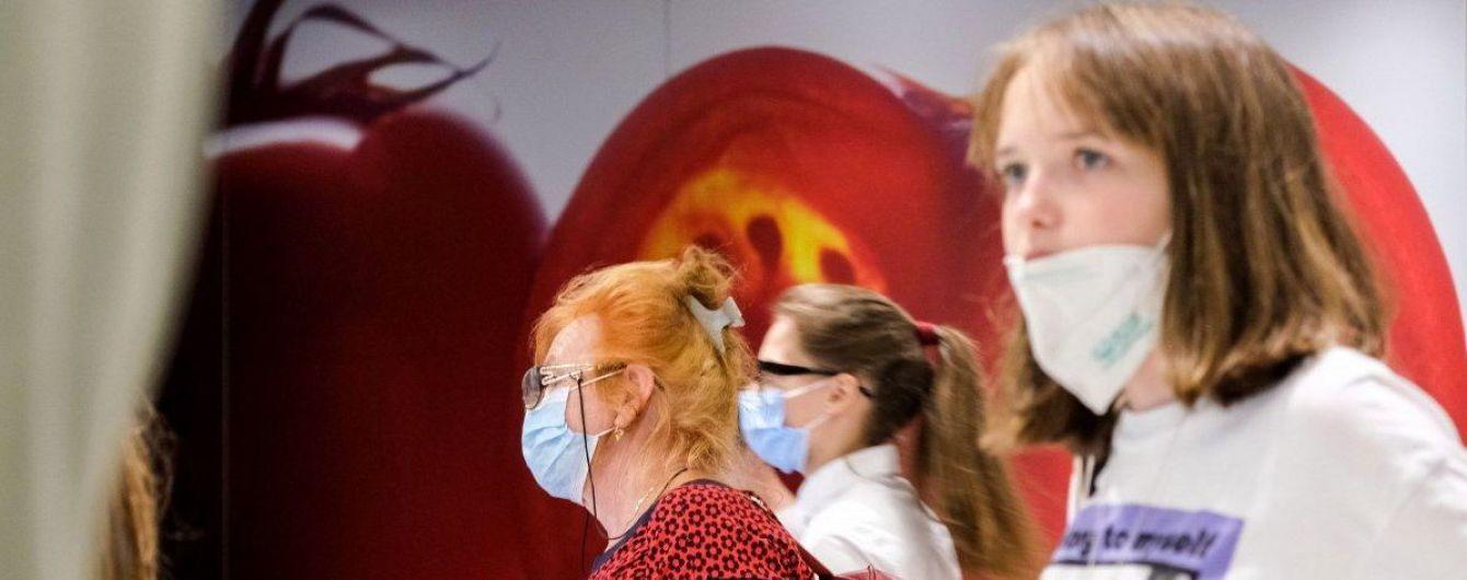 У Чернівецькій області різко впала добова кількість випадків зараження коронавірусом
