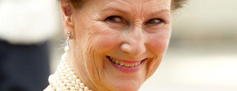 Королеві Норвегії Соні - 83: історія неймовірного кохання, цікаві факти і образи монаршої особи